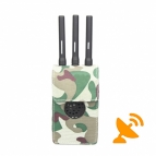 Advanced GPS Signal Jammer, All Signal GPS Jammer