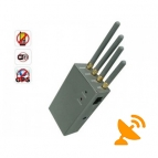 Portable Wifi & GPS & Cell Phone Jammer