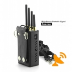 Advanced Portable 2G 3G Cell Phone Jammer