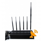 High Power Cell Phone & Lojack + RF 315MHZ 433MHZ Jammer