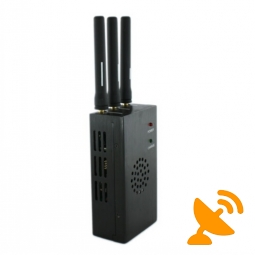 2G 3G Cell Phone & GPS Jammer Blocker