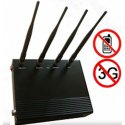 5 Band CDMA 3G Mobile Phone Signal Jammer Blocker