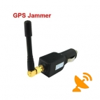 Mini GPS Signal Jammer in Car Jammer
