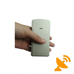 GPS & Cell Phone Jammer (GSM, DCS, GPS)