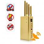 Cell Phone & GPS L1 Signal Jammer