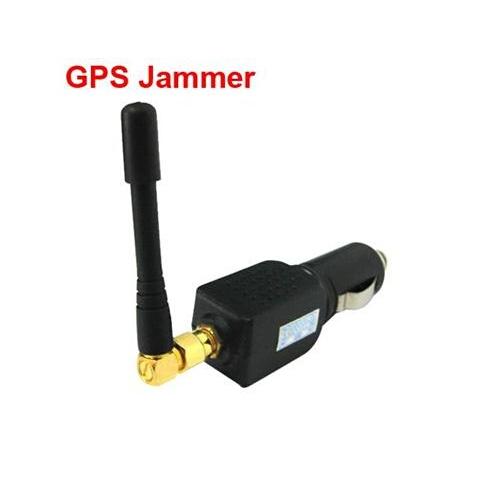 Mini GPS Signal Jammer in Car Jammer