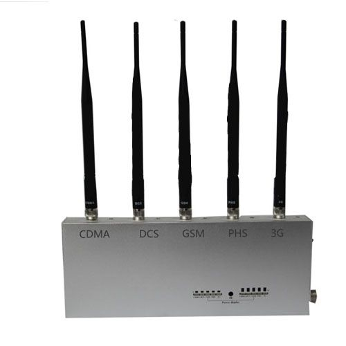 Jammer of the world , Cell Phone Jammer with Remote Control (CDMA,GSM,DCS and 3G)