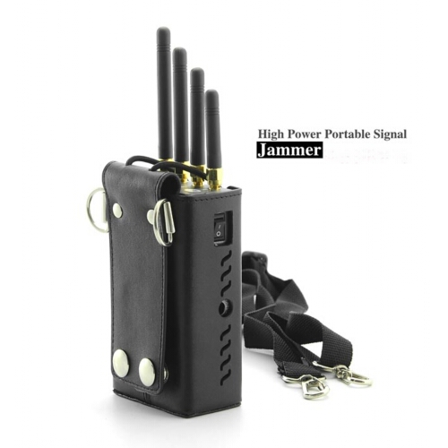 Cell Phone Jammer >> Advanced Portable 2g 3g Cell Phone Jammer Celljammer0029 204 00