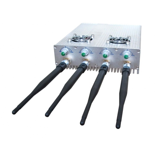 14 Antennas Jammer device - gsm jamming device for car