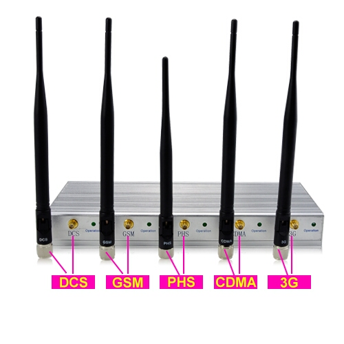 Cell Phone Jammer >> 3g 2g Cellphone Jammer With Remote Control Celljammer0062